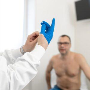 badanie kontrolne prostaty