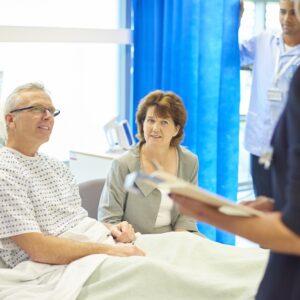 rozmowa przed operacją